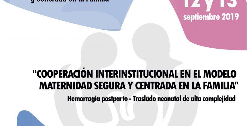 """Jornadas Perinatológicas """"Por una Maternidad Segura y Centrada en la Familia"""""""