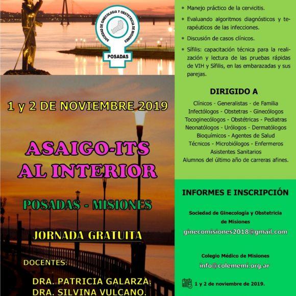 ASAIGO-ITS al interior