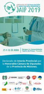 JORNADA DE ACTUALIZACIÓN EN INFECTOLOGÍA PEDIÁTRICA