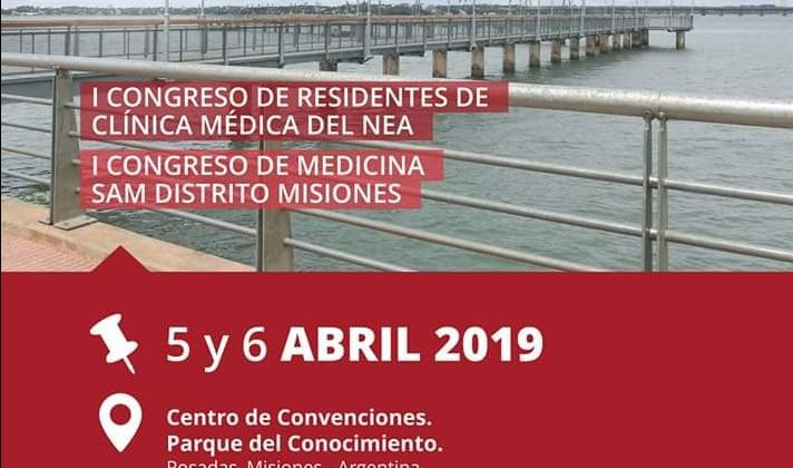 II CONGRESO NACIONAL DE CLÍNICA MÉDICA Y MEDICINA INTERNA DEL NORDESTE ARGENTINO