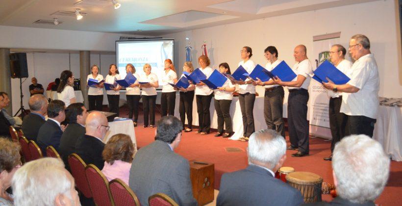El Coro del Colegio de Médicos de Misiones