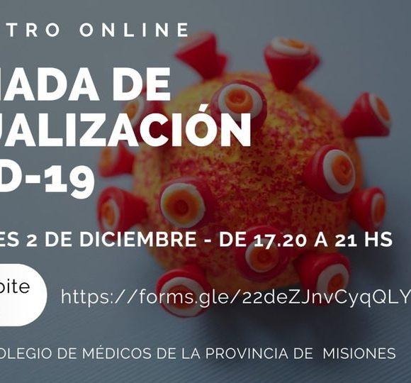 Jornada de Actualización COVID-19