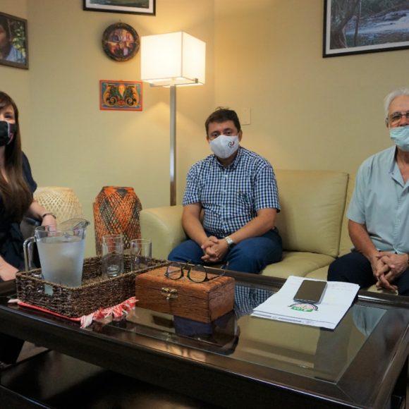 Reunión sobre medicina laboral