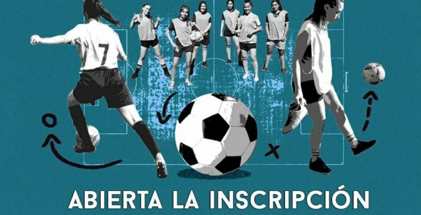 Convocan a formar parte del equipo de Fútbol Femenino