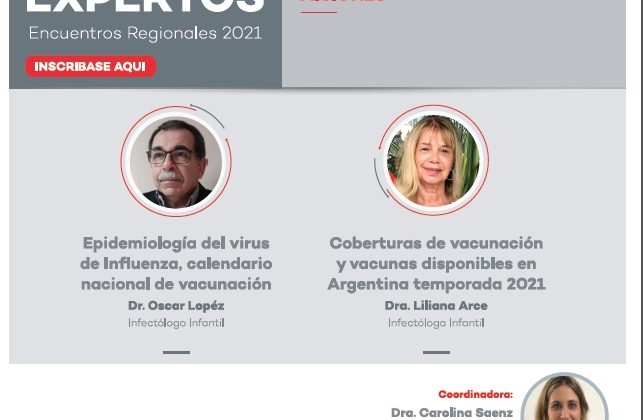 "Reunión regional: ""Gripes x expertos"""